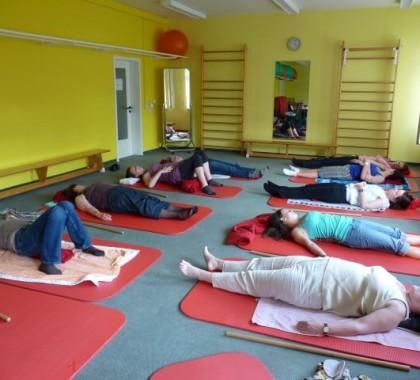 Entspannung & Stressbewältigung in der Altenpflege