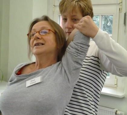 Gesunder Rücken: Rückenschule & Kinesiologie im Pflegealltag