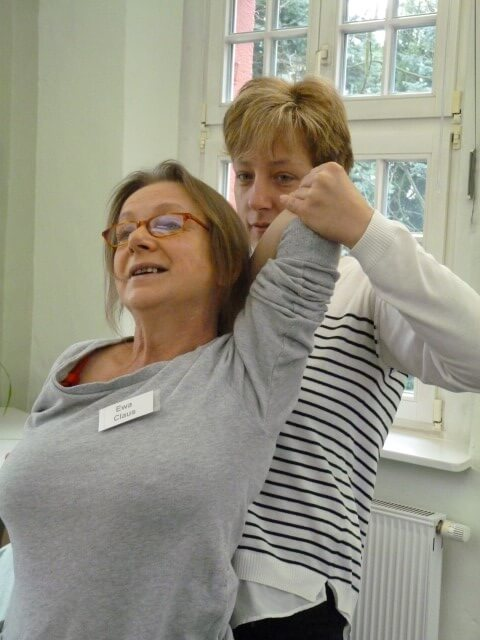 Gesunder Rücken | Altenpflegekurse Katharina Grübler